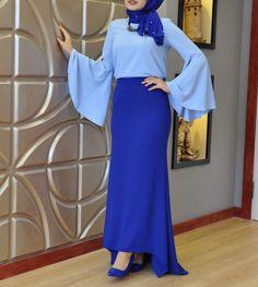 Fashion clothe Islamic Fashion, Muslim Fashion, Modest Fashion, Chic Outfits, Dress Outfits, Fashion Outfits, Abaya Fashion, Skirt Fashion, Hijab Style Dress