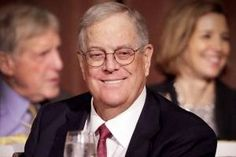 The Koch brothers just took a huge step toward a GOP civil war. In this war let's all hope there are no survivors !!!