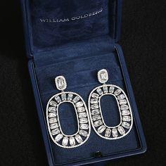 ASHOKA® Diamond 'O' Earrings #WilliamGoldberg #ASHOKAdiamond