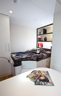 Student Accommodation - Manchester Rooms Bastion