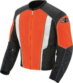 Save $ 10 order now Joe Rocket Phoenix 5.0 Mens Mesh Motorcycle Jacket – O