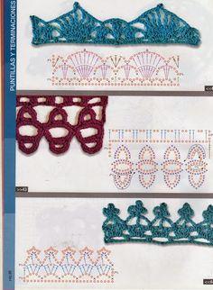 Riviste Mestieri gratis: punti Crochet Magazine PRATICA