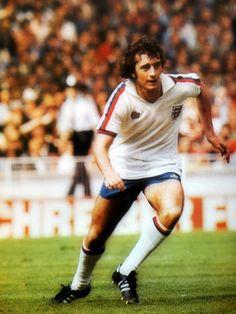 Le jeu sans ballon. Trevor Francis. England. (80's).