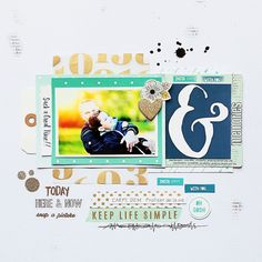 Hello @marinette_scrap here with you to share this LO using #october2015 kits…