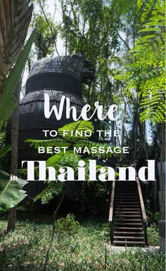 Getting a Thai massage is a good enough reason for a trip to Bangkok or Phuket. But where to go? Here my favorite places for the best massage in Thailand - city, beach & mountain views included! Koh Phangan, Thai Massage, Good Massage, Thailand Travel Tips, Asia Travel, Thailand Vacation, Travel Pics, Wanderlust Travel, Bangkok