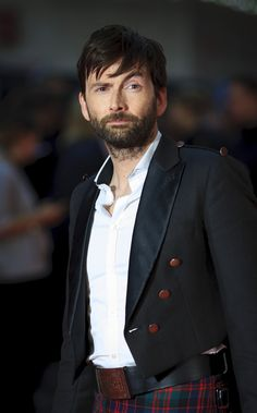 21 Photos Of David Tennant That Will Make You Want To Be His Girlfriend