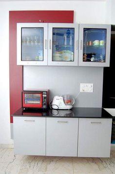 Here you will find photos of interior design ideas. Get inspired! Kitchen Cupboard Designs, Bedroom Cupboard Designs, Kitchen Room Design, Modern Kitchen Design, Home Decor Kitchen, Interior Design Kitchen, Kitchen Units, Kitchen Cupboards, Kitchen Furniture