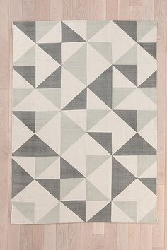 Assembly Home Rotating Triangle Rug | Urban Outfitters