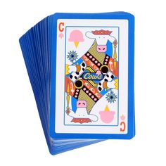COWS Playing Cards ($3.99 CAD)   COWS