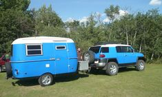 On my wish list! I love that it matches the FJ!!! Perfect! A gathering of Boler trailers | RVwest