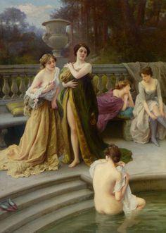 Henri Gervex (1852 – 1919) – Pintor Francês_7