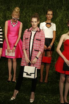 KATE SPADE NEW YORK NY SPRING 2014 READY TO WEAR   COLLECTION   WWD JAPAN.COM
