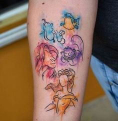 Beauty and the beast tattoos 40 tarzan tattoo, bambi tattoo, belle Dory Tattoo, Tattoo Femeninos, Piercing Tattoo, Piercings, Chip Tattoo, Tarzan Tattoo, Bambi Tattoo, Belle Tattoo, Cute Disney Tattoos