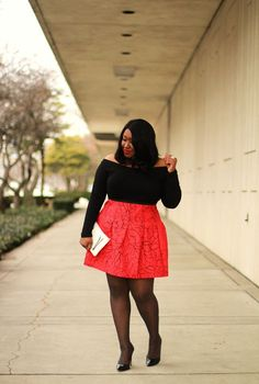 Plus Size Fashion for Women  - Shapely Chic Sheri - Curvy Fashion and Style Blog: Love at First Sight