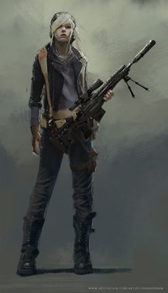 ArtStation - Rebel, Josh Norman