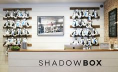 Shadowbox is a New York boxing studio defying gym conventions with its streamlined interiors and refined aesthetic