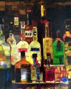 """Angels Share"" - Original Fine Art for Sale - © Amy Stewart"