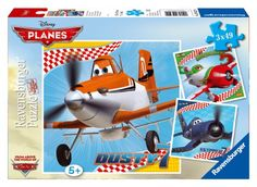 Ravensburger – 09322 – Puzzle – Planes – 3 x 49 Pièces | Your #1 Source for Toys and Games