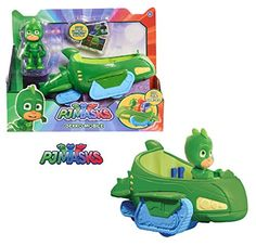 NEW! PJ Masks GEKKO-MOBILE - Just Like The Show - Fits All 3 Heroes!...