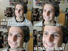 Me every night... #9gag