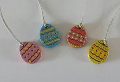 """Decorazione pasquale """"uova"""" di Materia su DaWanda.com"""