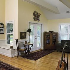 Living Room - traditional - living room - other metro - Tongue & Groove