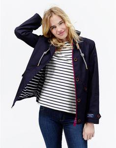 Navy Waterproof Jacket Womens | Outdoor Jacket
