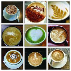 Học pha chế - Barista - thổi hồn nghệ thuật cho cà phê