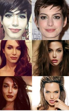Make up transformation by Paolo Ballesteros