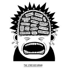 Image result for busy brain