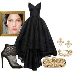 """""""Red Carpet Ready"""" by bmarvin on Polyvore"""