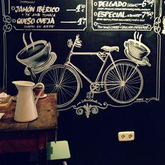 La Bicicleta Café
