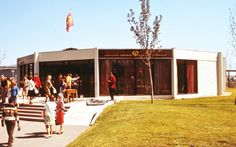 The CIBC at Expo 67