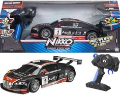Diecast Toy Vehicles 51023: Nikko Audi R8 Lms Ultra R C Car -> BUY IT NOW ONLY: $51 on eBay!
