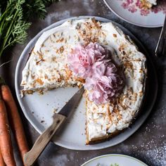 Check this out: Coconut Carrot Cake Cheesecake.. https://re.dwnld.me/9hgfX-coconut-carrot-cake-cheesecake