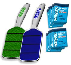 Orapup - Bye Bye, Bad Dog Breath- i wanna get this for our dogs!!!!