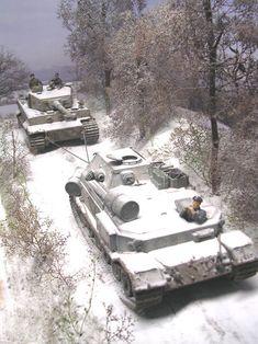 Tigerbergung! - www.panzer-bau.de/diorama/militär/1:35
