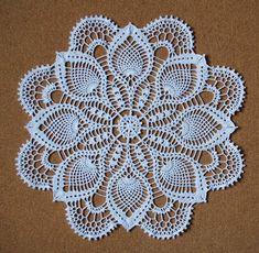 Crochet Mandala Pattern, Crochet Flower Patterns, Crochet Flowers, Lace Doilies, Crochet Doilies, Crochet Placemats, Crochet Carpet, Bobbin Lace, Thread Crochet