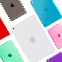 coque de protection transparente mince pour l'air de iPad 2 (couleurs assorties) de 4595595 2016 à €9.79 Ipad Air 2, Accessoires Ipad, Apple Coque, Coque Ipad, Mince, Transparent, Iphone, Matching Colors