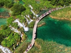 Croatia is on my list of places to return to. Think I'll have to add this park specifically.