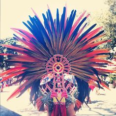 #aztec dancer