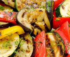 Top 10 Ideas for Grilled Vegetables