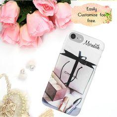 Chanel Fashion Bag iPhone Case Paris Fashion Phone Wallet