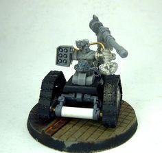 Adeptus Mechanicus, Sentinel, Servitors - Gallery - DakkaDakka | Total! Maximum! Violence! Now!