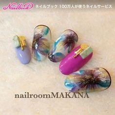 nailroomMAKANAさんのネイル♪[2444316]|ネイルブック