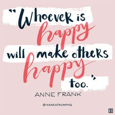 #WiseWords from Anne Frank
