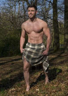 Cheeky new book 101 Men In Kilts featuring Scots in Highland clobber could be stocking filler fave Hot Guys, Hot Men, Scottish Man, Look Man, Men In Kilts, Country Men, Shirtless Men, Male Form, Hairy Men