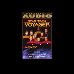 Star Trek Voyager: Caretaker (Adapted) @ niftywarehouse.com #NiftyWarehouse #StarTrek #Trekkie #Geek #Nerd #Products