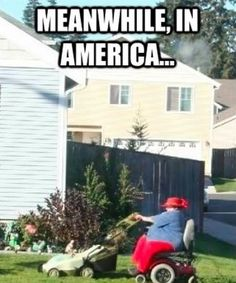 """""""Meanwhile, in America"""" meme — you know all of this to be true (31 Photos)"""