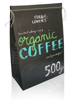 Free Flavour » Food Lovers Organic Coffee
